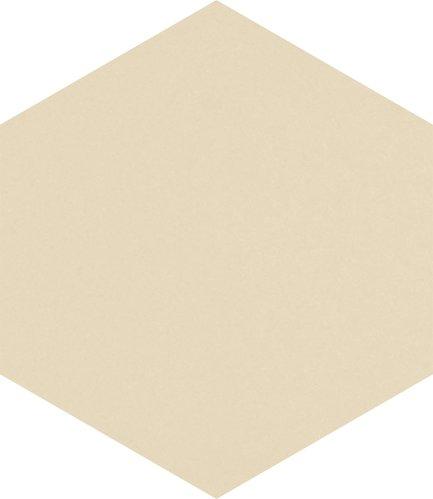 Carmen Ceramic Art Vintage Beige Hexagon 17.5x20.2 см
