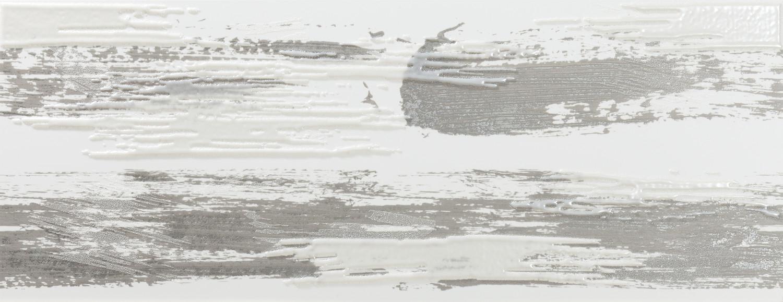 Azulev Clarity Blanco Paint Decor Slimrect 25x65 см