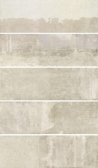 Ape Old Street Ivory Underground Mix Rect 40x120 см