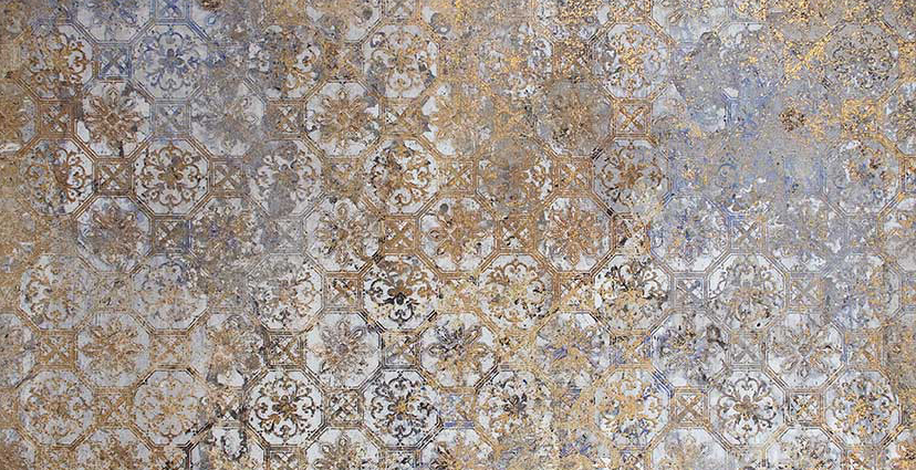 Aparici Carpet Vestige Decor Natural 50x100 см
