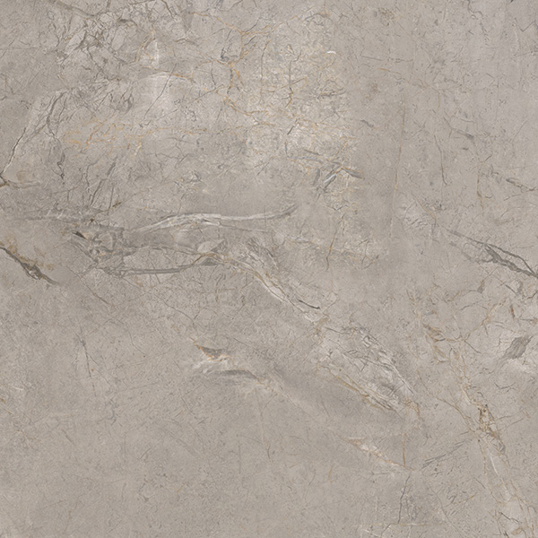 Keope Elements Lux Silver Grey Naturale Rettificato 60x60 см