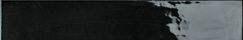 Tonalite Linea 40 Nero 6.5x40 см