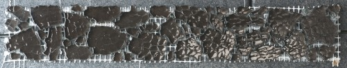 Tonalite Silk Grafite Fregio Fram 5x30 см